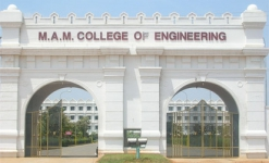 Photos for m a m college of engineering and technology