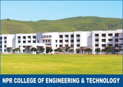Photos for n p r college of engineering and technology