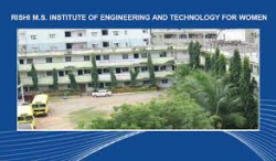 Photos for Rishi Ms Institute Of  Engineering & Technology  For Women